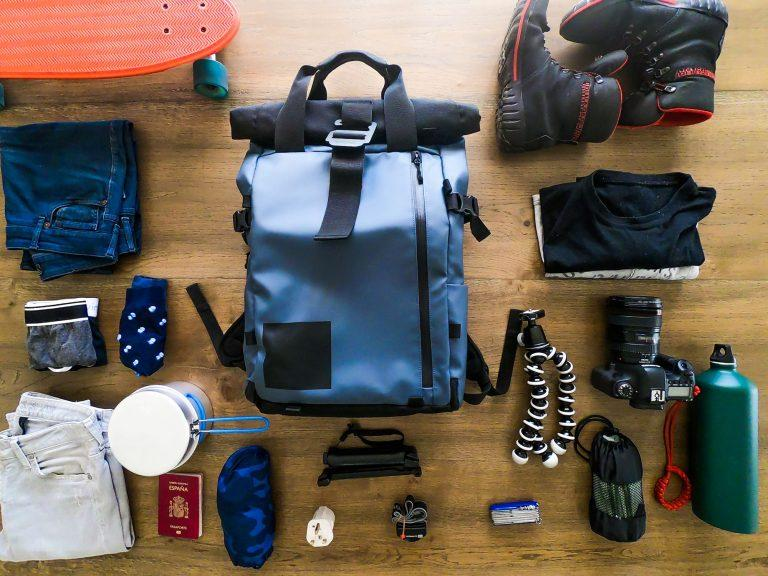 What to pack for a trip?