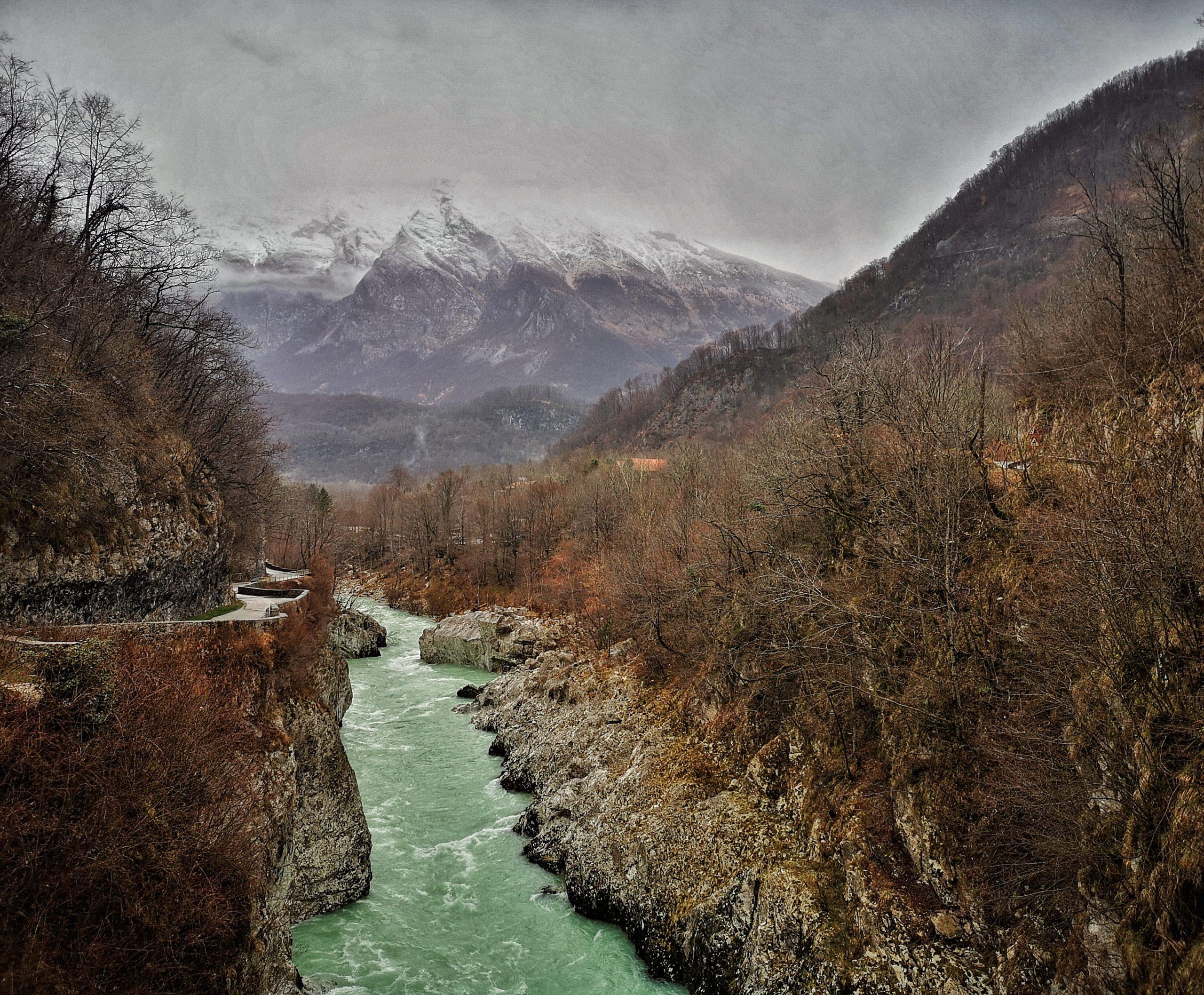 Bovec Slovenia travel