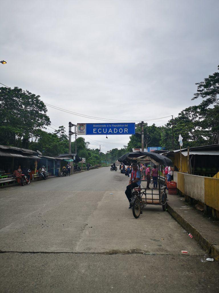 How to get from Mocoa (Colombia) to Ecuador | Colombia Ecuador border crossing