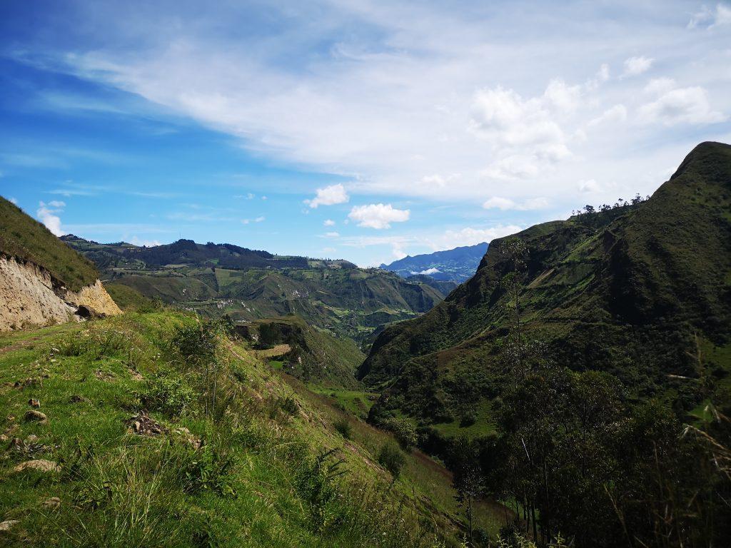 Quilotoa loop trek