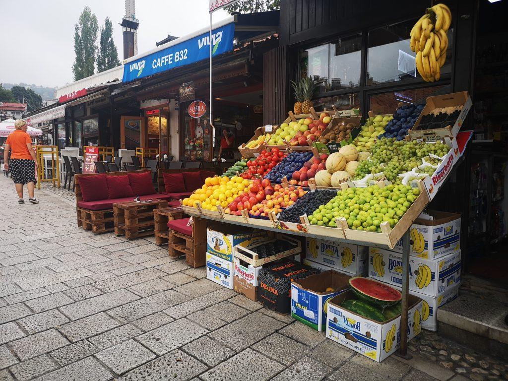 How many days to spend in Sarajevo
