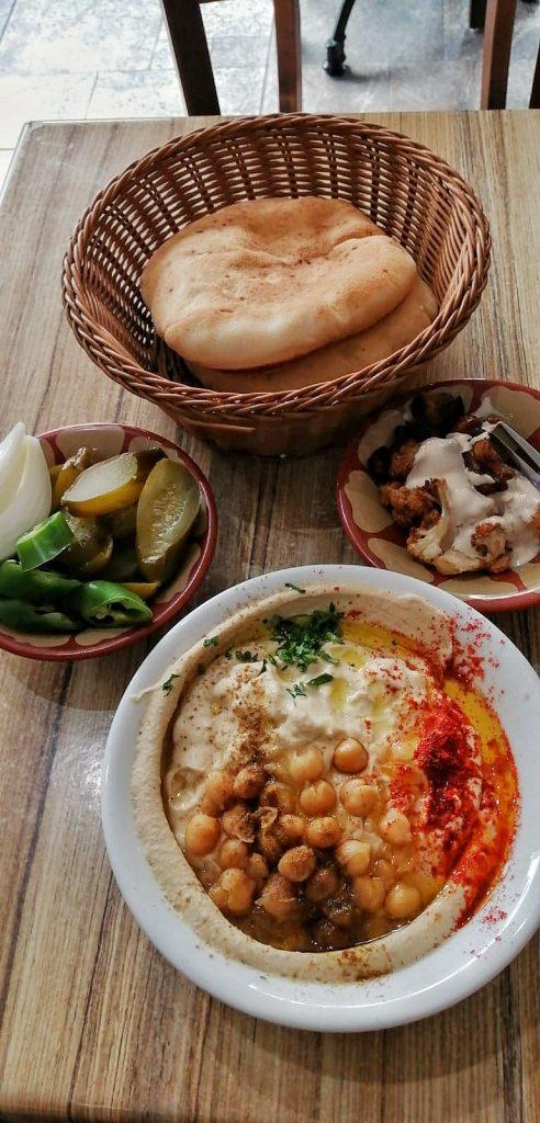 Najboljša hrana v Izraelu