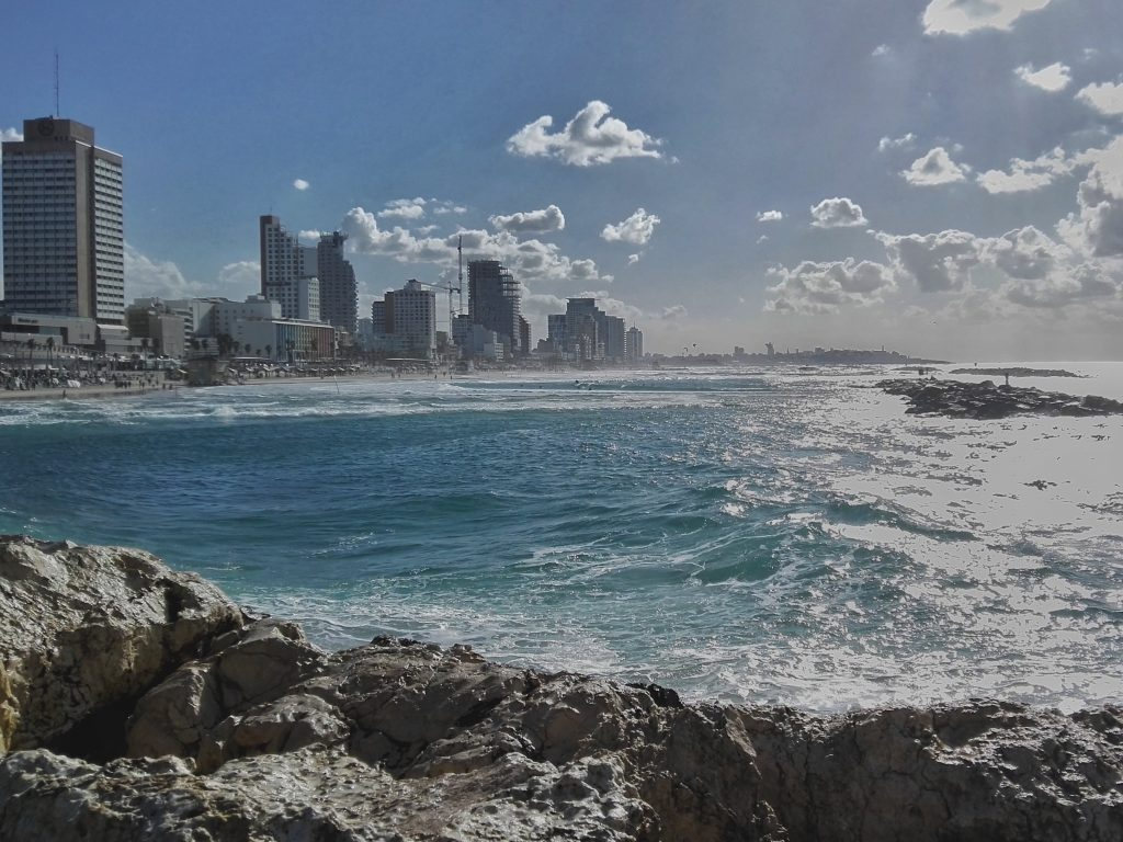 Plaže v Tel Avivu