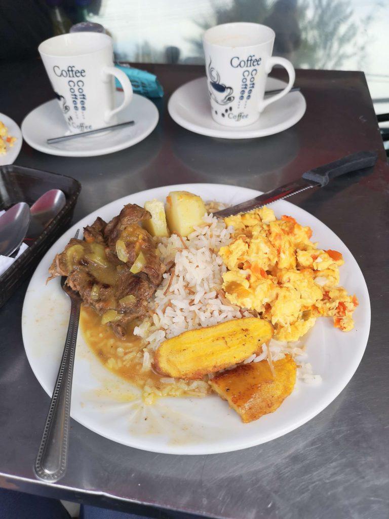 Hrana v Kolumbiji