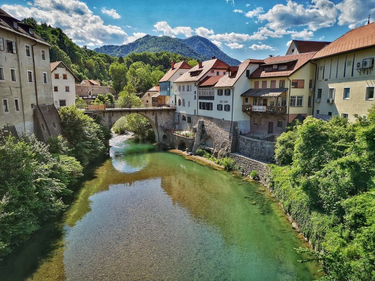 Day trip from Ljubljana: Skofja Loka | Beautiful historic town
