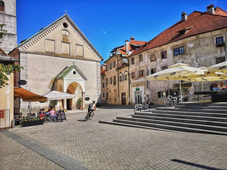 Enodnevni izlet iz Ljubljane: Škofja Loka   Srednjeveško mesto