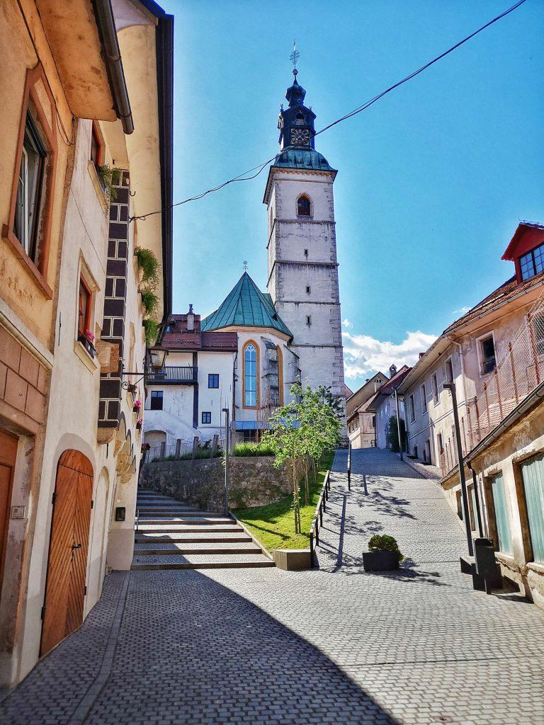 Enodnevni izlet iz Ljubljane: Škofja Loka