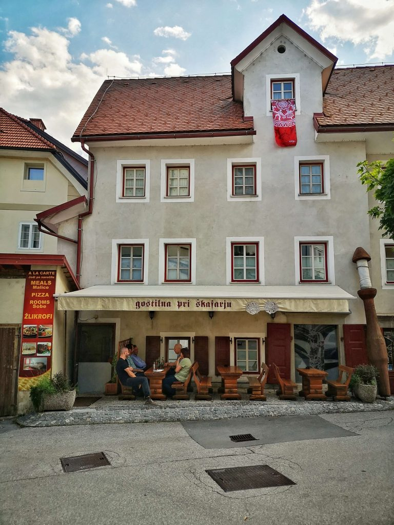 Kje jesti v Idriji