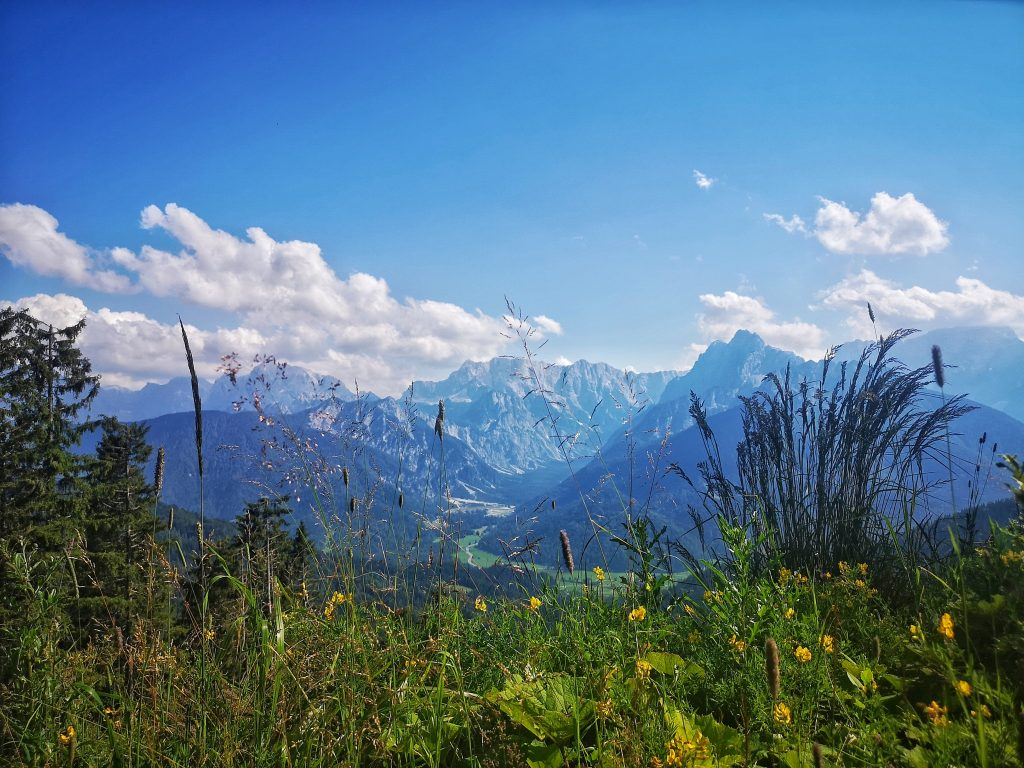 Kranjska Gora znamenitosti