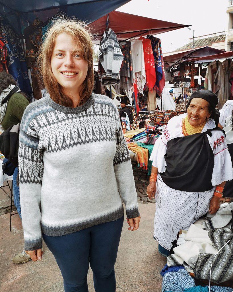 Ekvador nasveti za potovanje