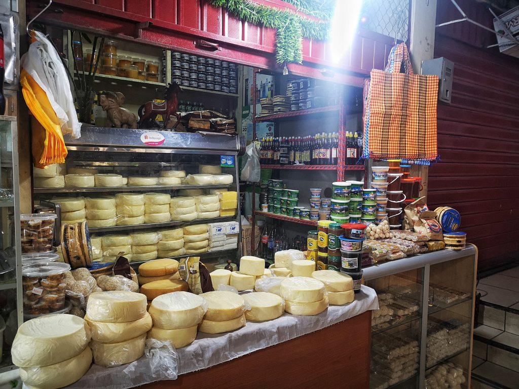 Hrana v Peruju
