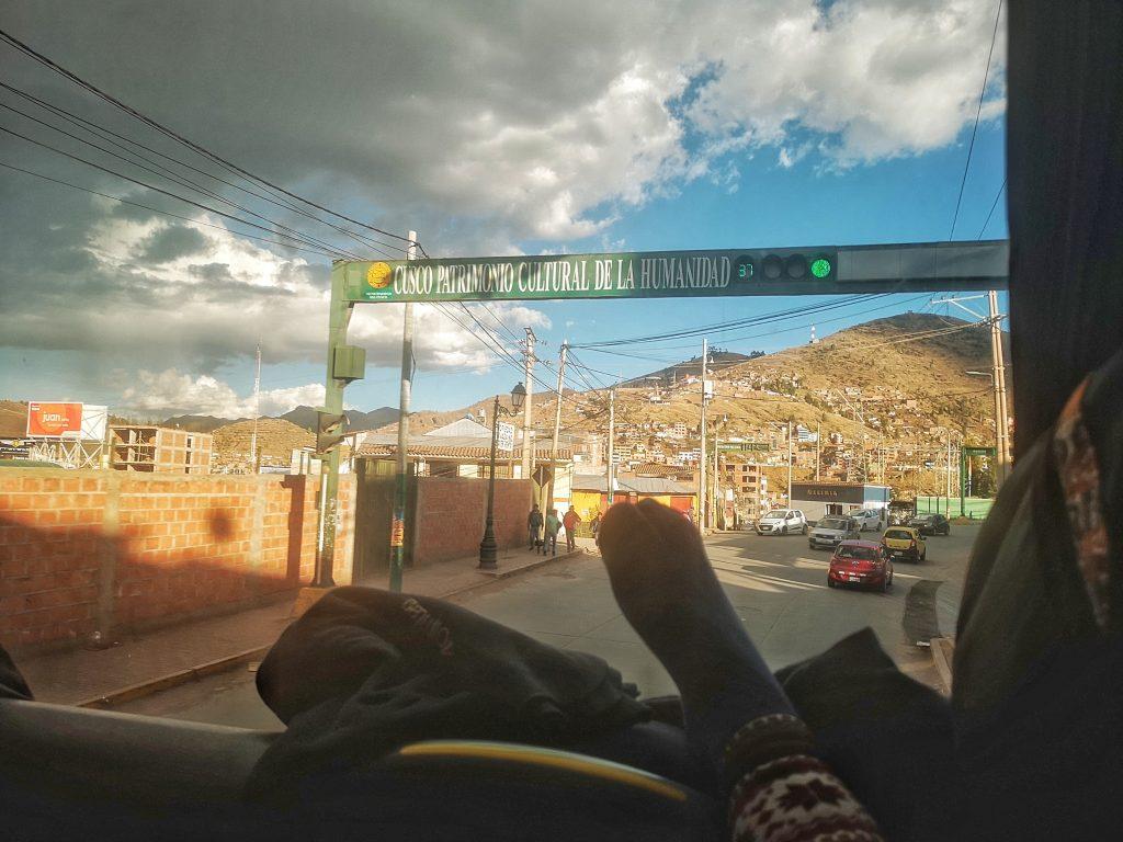 Javni prevoz v Peruju